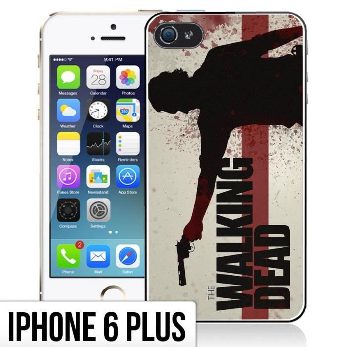 coque iphone 6 plus 6s plus the walking dead