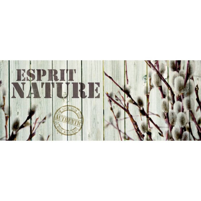 impression sur bois esprit nature achat vente. Black Bedroom Furniture Sets. Home Design Ideas