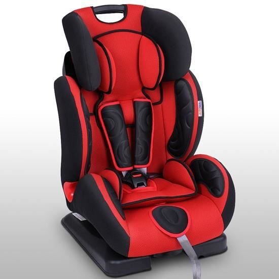 SIÈGE AUTO Siège auto enfant (KASTZ02) Red Flash