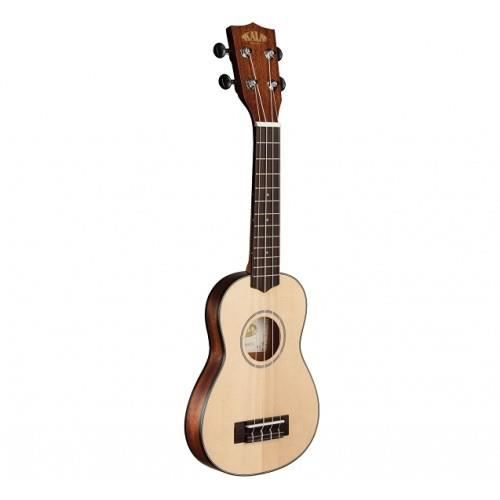 Kala travel soprano mahogany ka sstu housse ukulele for Housse ukulele