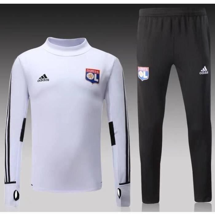 survetement OL Tenue de match