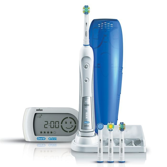 oral b triumph 5000 achat vente brosse a dents lec cdiscount. Black Bedroom Furniture Sets. Home Design Ideas