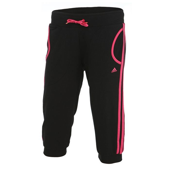 adidas pantalon 3 4 fitness rl capri q1 femme prix pas cher cdiscount. Black Bedroom Furniture Sets. Home Design Ideas