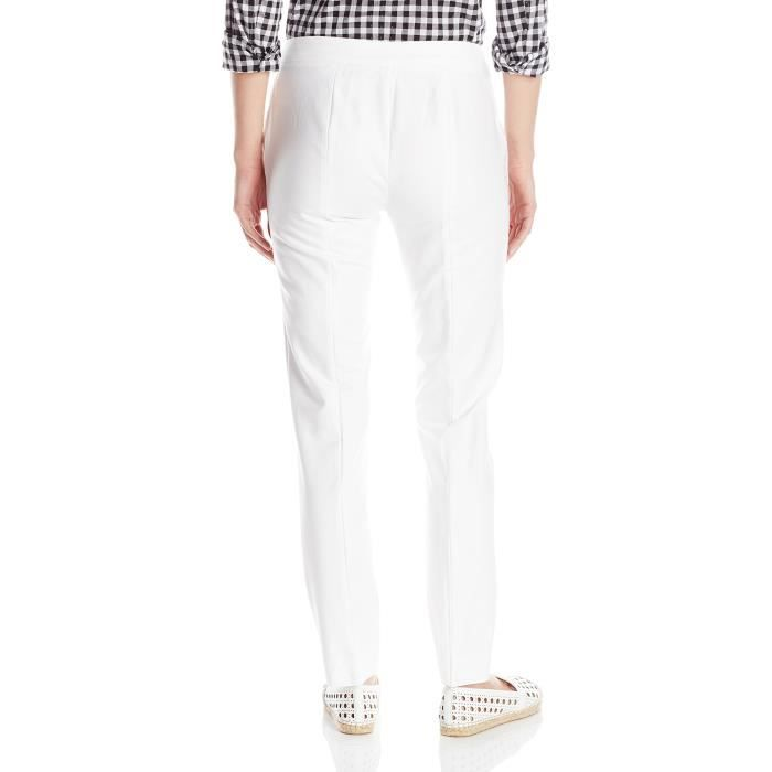 Adrianna Papell Solide Coton Enzym Pant