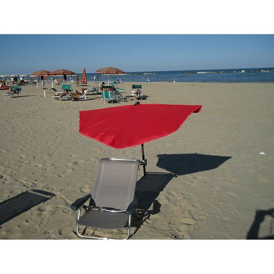 bEACH ® couleurrouge holly 851 ® sAN dEL sTABIELO avec fächerschirm de voyage Plage tRONTO bordeaux holly bENEDETTO rshCxtQdB