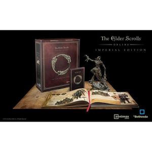 JEUX XBOX ONE The Elder Scrolls Online Edition Impériale XBOX On