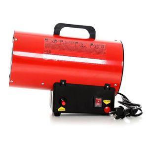 RADIATEUR ÉLECTRIQUE DCRAFT   Canon à air chaud gaz propane-butane 15kW