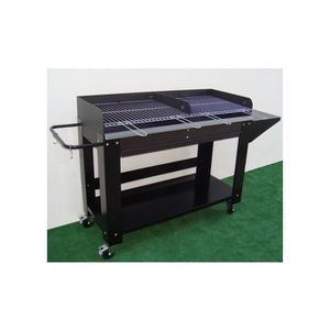 barbecue bois professionnel achat vente barbecue bois professionnel pas cher cdiscount. Black Bedroom Furniture Sets. Home Design Ideas