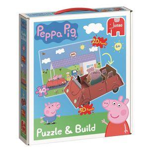 NEUF RAVENSBURGER PEPPA PIG Snakes /& Ladders Game