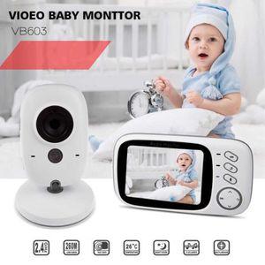 ÉCOUTE BÉBÉ VB603 Baby Sleep Monitor Moniteur de Caméra Bébé a