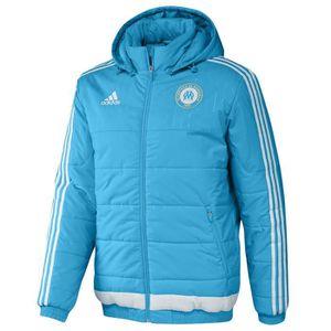 MAILLOT DE FOOTBALL Marseille Adidas Parka Olympique de Marseille
