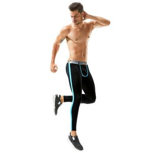 PANTALON Gym coton respirant sport Leggings Pantalon thermi