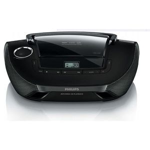 RADIO CD CASSETTE PHILIPS AZ1837 Lecteur de CD / USB