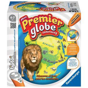 GLOBE TERRESTRE TIPTOI Mon 1er Globe Interactif (Planisphère pour