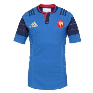 ADIDAS Maillot de Rugby FFR Homme Prix pas cher Cdiscount