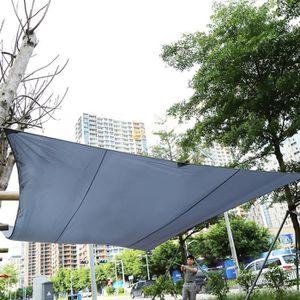 STORE - STORE BANNE  4.5*5m Banne anti-soleil housses de protection Gri