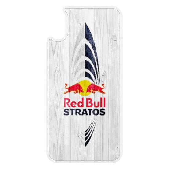 coque iphone x red bull stratos