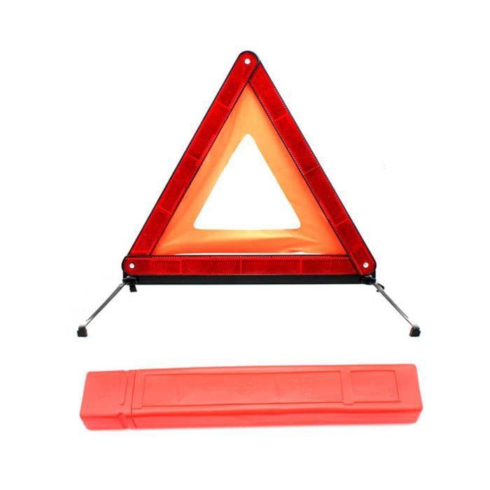 Cunibert®Triangle d'avertissement de route réfléchissant d'urgence de panne de voiture ZJL60923054