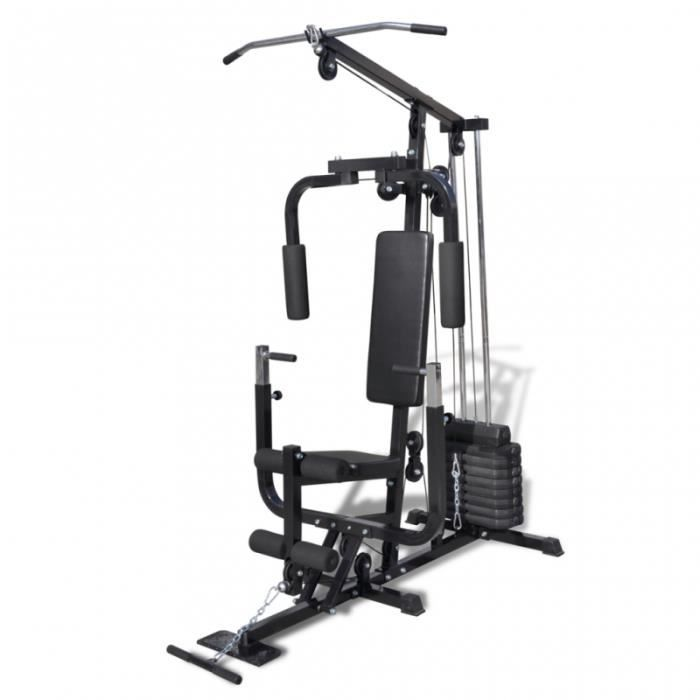 Banc de musculation/ station de musculation sport fitness musculation 0702063