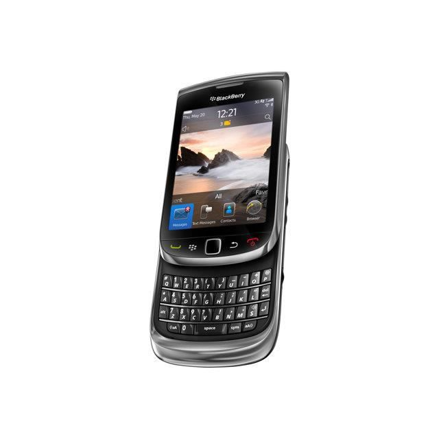VITRE TACTILE NOIRE BLACKBERRY TORCH 9800 - PIE…
