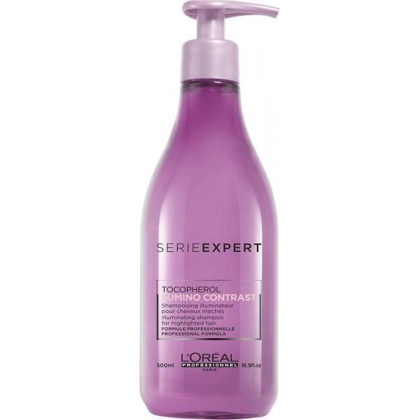 L'Oréal Professionnel Lumino Contrast Shampooing cheveux méchés 500mL