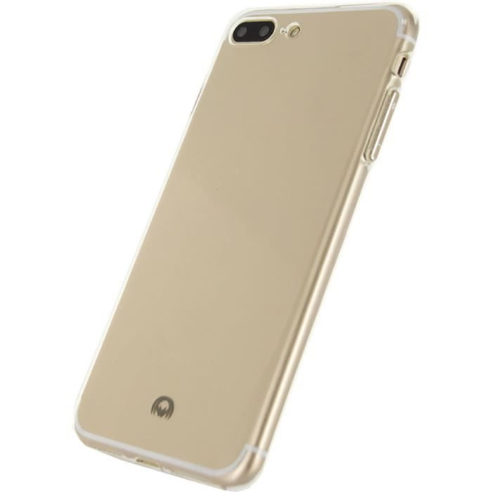 MOBILIZE Deluxe Gelly Case Etui de protection pour telephone Apple iPhone 7 Or