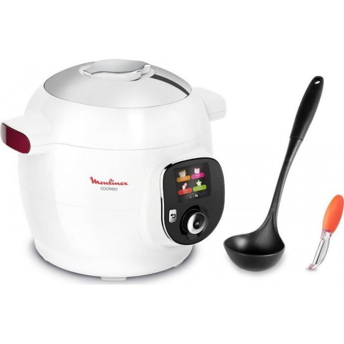 Moulinex Cookeo - Multicuiseur Cookeo YY4406 Cookeo + louche + épluche légumes