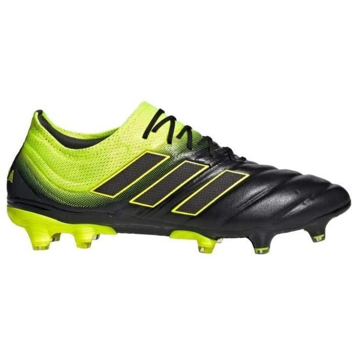 Adidas Chaussures de Football Copa 19.1 Fg Exhibit Pack Noir 42