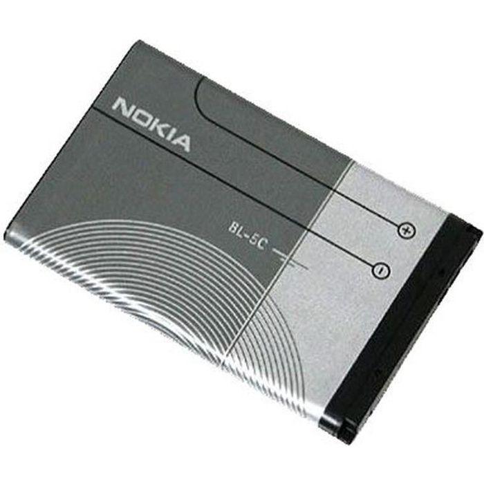 NOKIA Batterie BL-5C pour Nokia