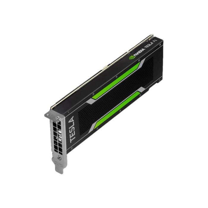 Pny Processeur de calcul Nvidia Tesla P4 8 Go Gddr5 Pcie 3.0 x16 san ventilateur