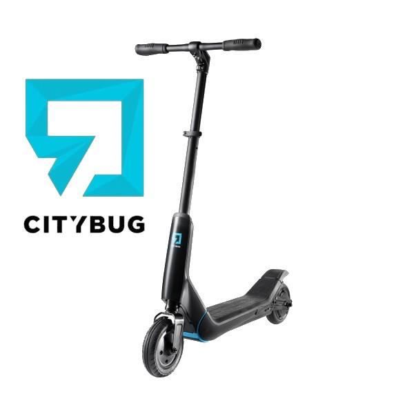 trottinette electrique citybug 2 pliante batterie lithium 20km achat vente trottinette. Black Bedroom Furniture Sets. Home Design Ideas