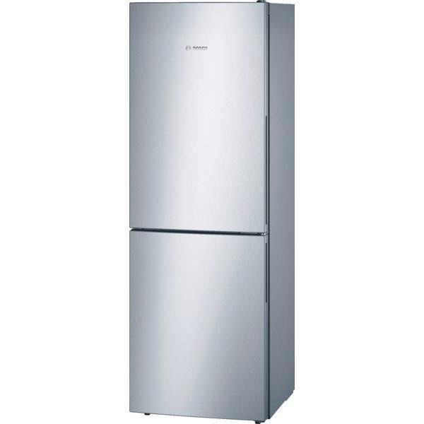 Photo de bosch-kgv33vl31s-refrigerateur-congelateur-bas-288l-19494-froid