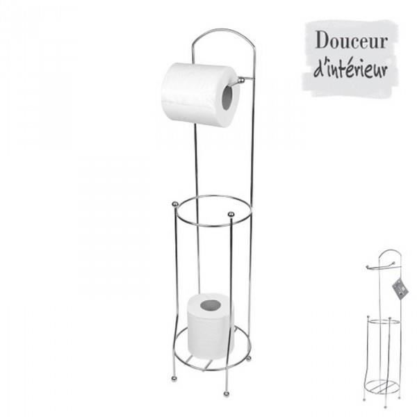 d rouleur support papier wc inox achat vente serviteur wc d rouleur support papier wc. Black Bedroom Furniture Sets. Home Design Ideas