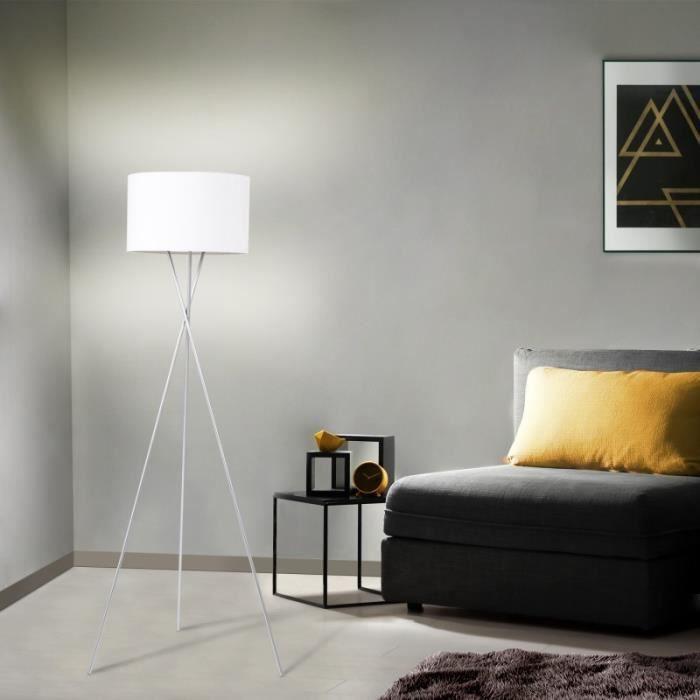 Design verre murale Éclairage de sommeil Salon Chambre Couloir éclairage de plancher Bureau escalier blanc