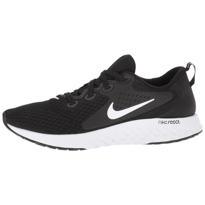 nike femmes chaussures running noires