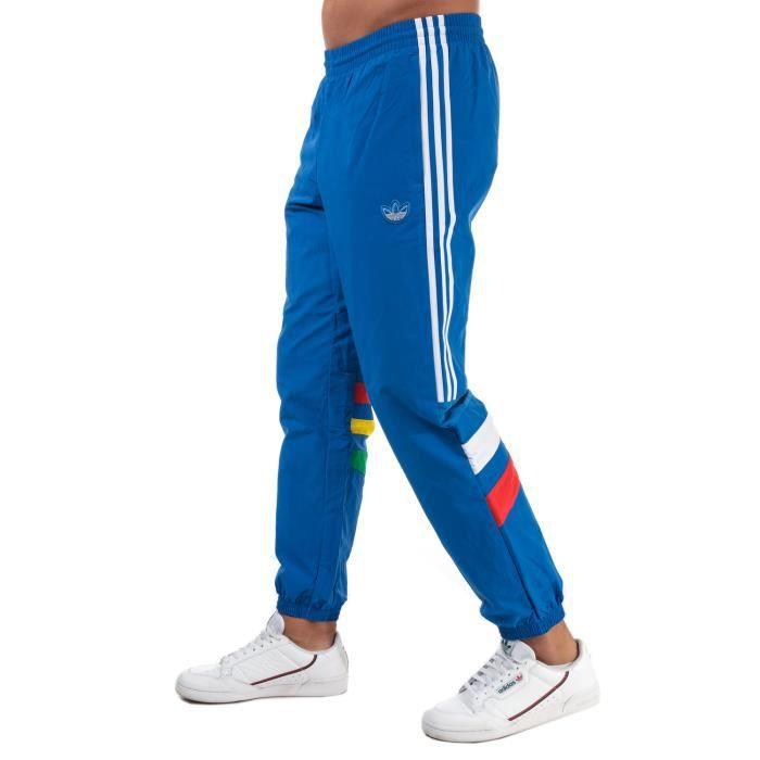 Pantalon Adidas Originals Balanta 96 Pour Homme En Bleu. Bleu ...