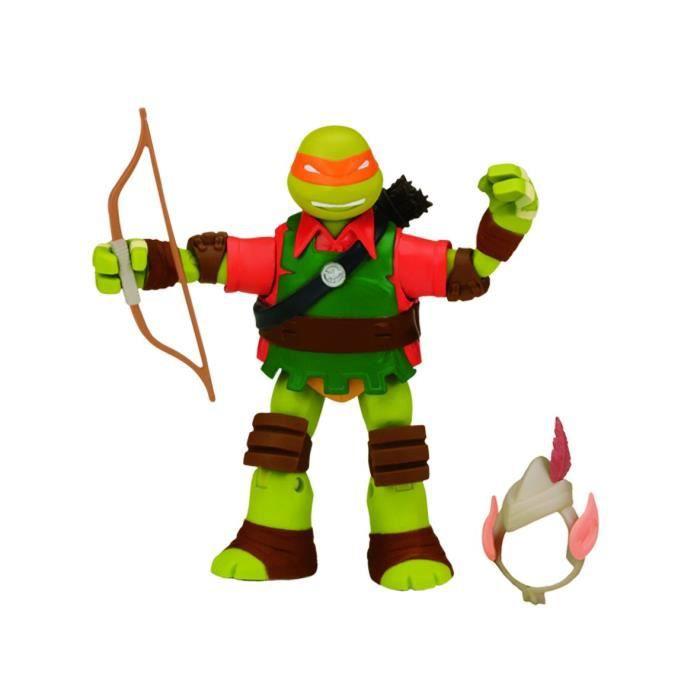 FIGURINE - PERSONNAGE Teenage Mutant Ninja Turtles Action Figure Mike El