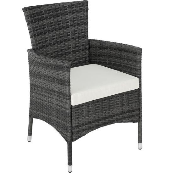 Salon Noir En Fonte De Jardin Set Table Chaise Tabouret Chaise De Bistro ☀