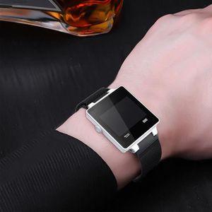 BRACELET DE MONTRE Bracelet milanais bracelet montre d'acier inoxydab