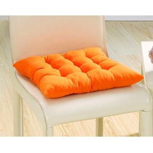 coussin de chaise orange achat vente coussin de chaise orange pas cher les soldes sur. Black Bedroom Furniture Sets. Home Design Ideas