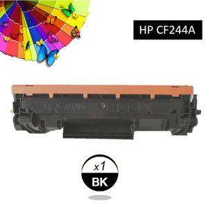 TONER Pack 1 HP CF244A/HP 44A (Avec Puce) Cartouche de t