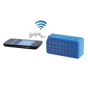 ENCEINTE NOMADE CLIPSONIC TES138B Haut-parleur compatible Bluetoot