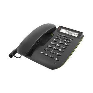 Téléphone fixe DORO Téléphone filaire Comfort 3005 - Système de r