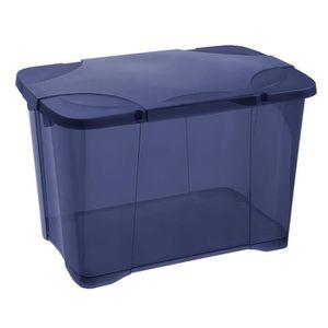 BOITE DE RANGEMENT EDA PLASTIQUE Boîte de rangement Clip'Box 60 L ave