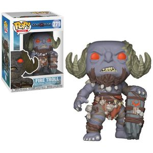 FIGURINE - PERSONNAGE Figurine Funko Pop! God of War: Fire Troll