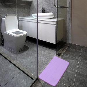 TAPIS DE BAIN  50 * 80cm Tapis de salle de bain Absorption d'eau
