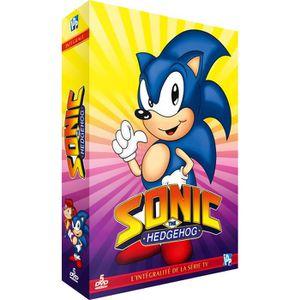 DVD DESSIN ANIMÉ Sonic le Hérisson - Intégrale de la série TV (Coff