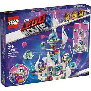 ASSEMBLAGE CONSTRUCTION LEGO® Movie 70838 Le palais spatial de la Reine au