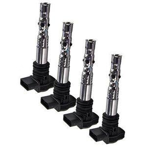Allumage Bobine Paquets X 4 06E905115 06E905115E OEM Qualité pour Audi VW