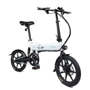 VÉLO ASSISTANCE ÉLEC Vélo électrique Intelligent FIIDO D2 pliant VTT ad